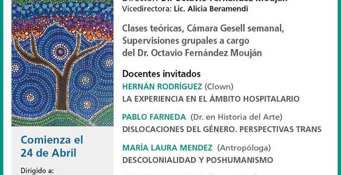 Seminario Nuevos Tiempos de la Clínica: Psicoanálisis Participativo 2019