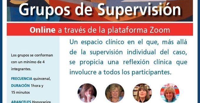 Grupos de Supervisión