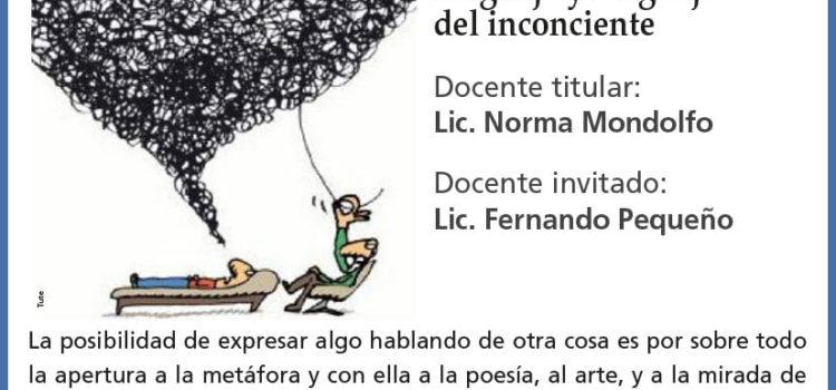 Las formaciones del inconciente. Inconciente como lenguaje y lenguaje del inconciente – Seminario