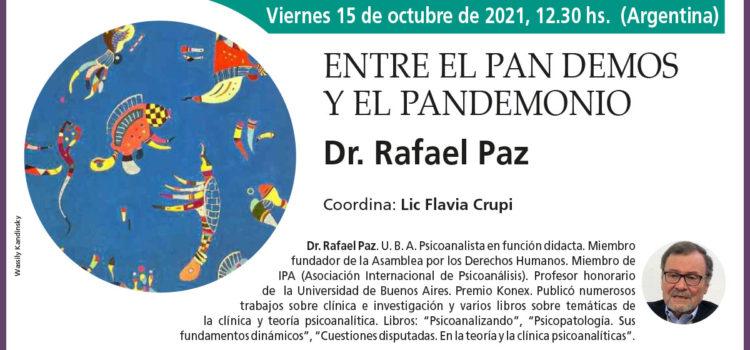 Entre el Pan Demos y el Pandemonio – Conversaciones Online
